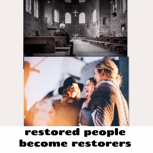 restored people